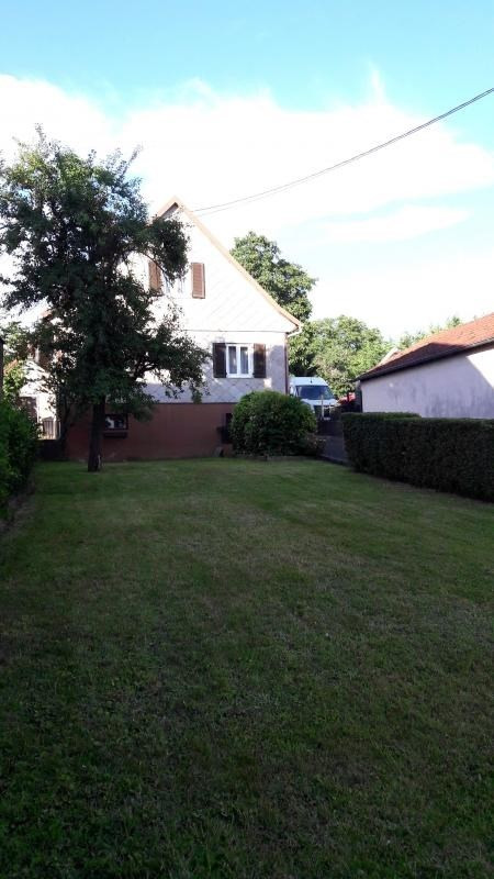 Sale house / villa Gundershoffen 165 000€ - Picture 1