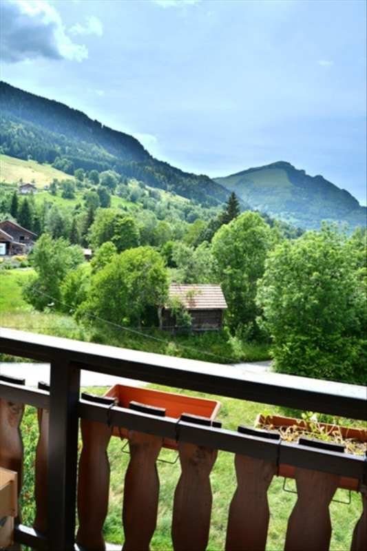 Venta  apartamento Mont saxonnex 111500€ - Fotografía 7