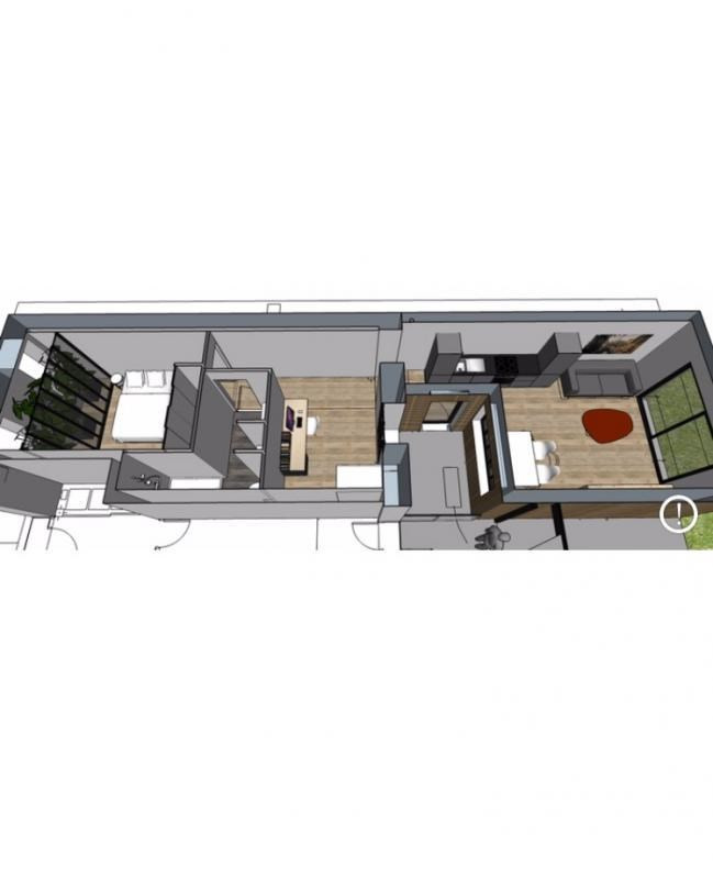 Vente appartement Toulouse 187000€ - Photo 3