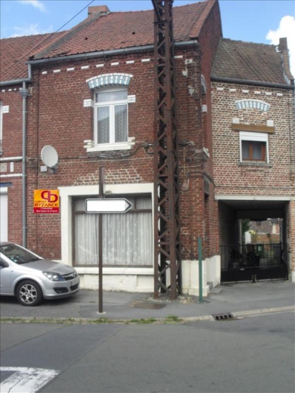 Sale house / villa Sin le noble 75000€ - Picture 1