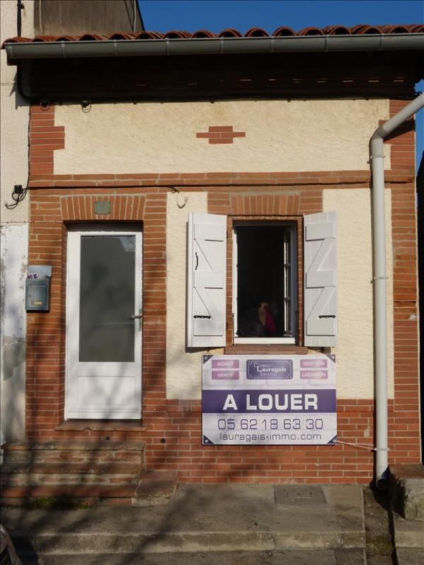 Rental house / villa Caraman 480€ CC - Picture 1