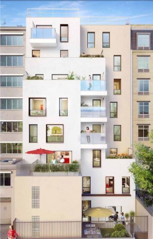 Vente de prestige maison / villa Paris 13ème 1199000€ - Photo 5