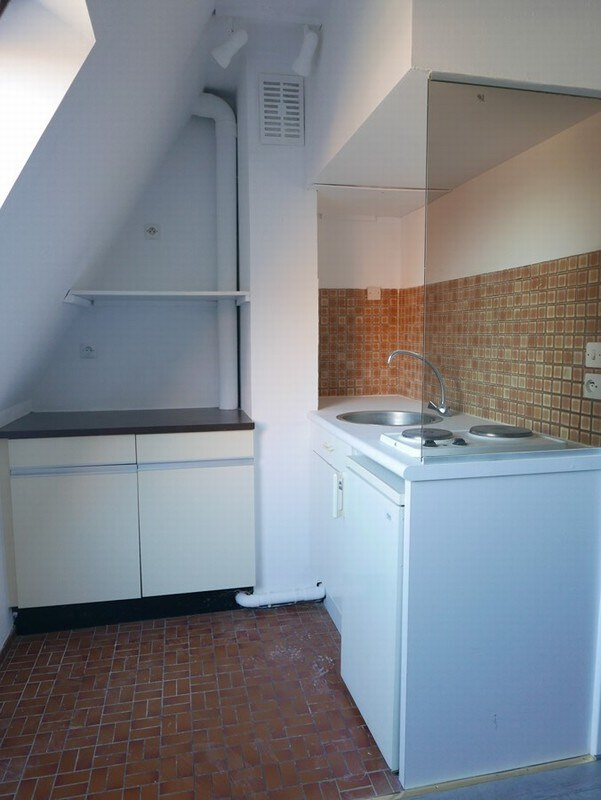 Rental apartment Deauville 450€ CC - Picture 3