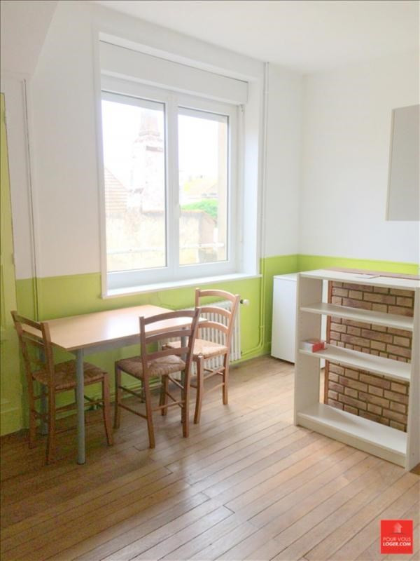 Rental apartment Boulogne sur mer 320€ CC - Picture 1