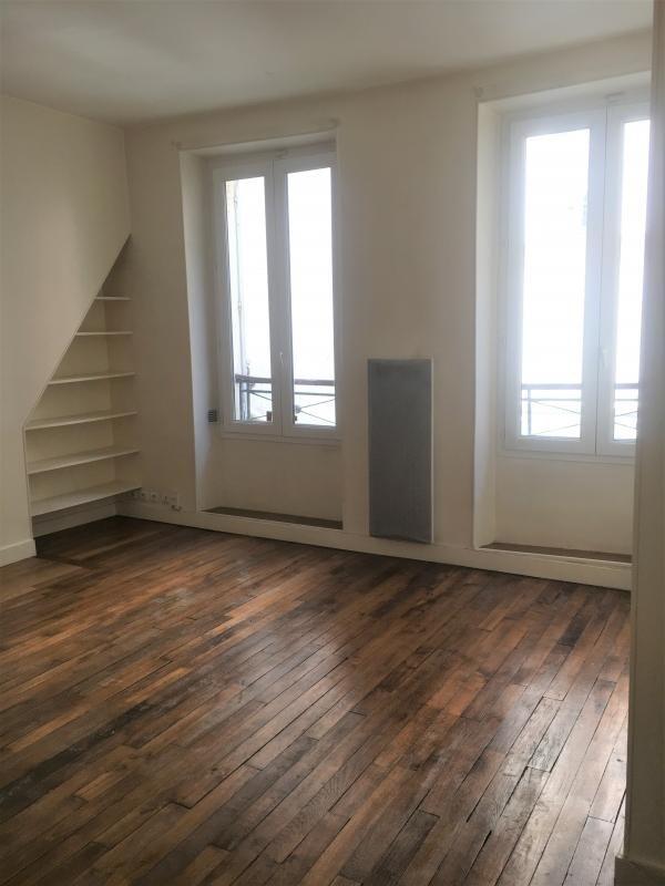 Sale apartment Paris 3ème 379000€ - Picture 2