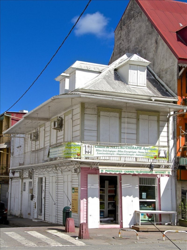 Sale building Pointe a pitre 265 000€ - Picture 1