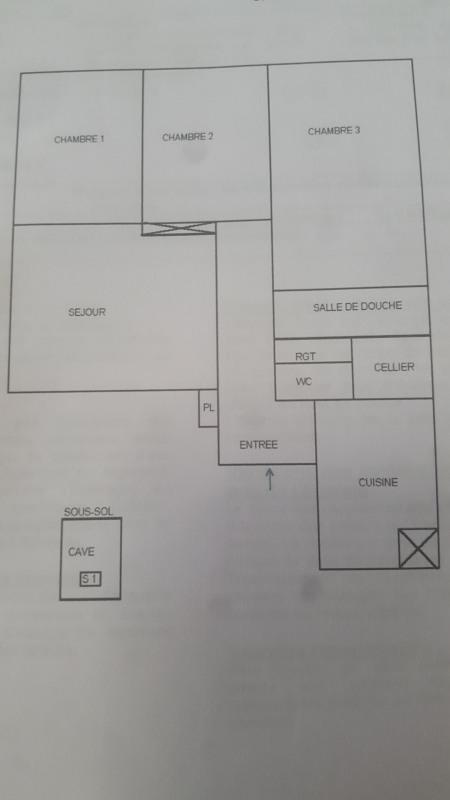 Vente appartement Quimper 70200€ - Photo 1