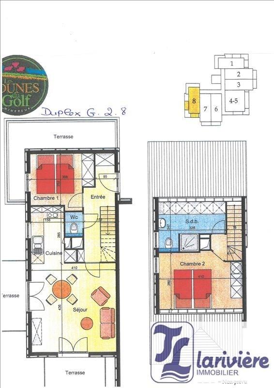 Vente appartement Wimereux 230000€ - Photo 4