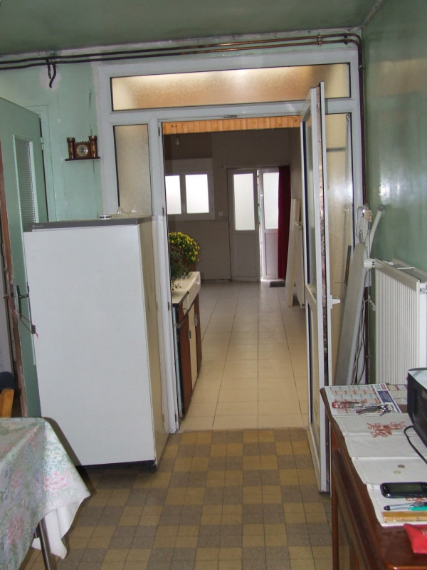 Vente maison / villa Saint leger du bourg denis 110000€ - Photo 12