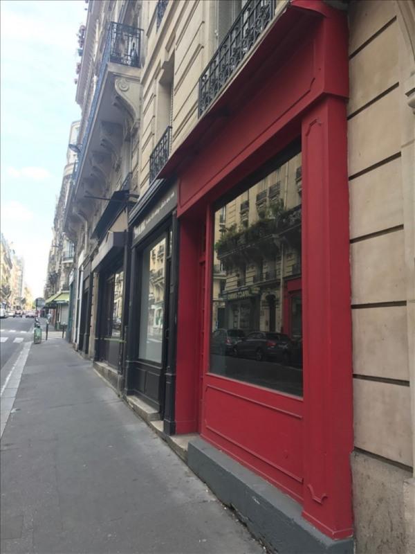 Revenda loja Paris 18ème 185000€ - Fotografia 2
