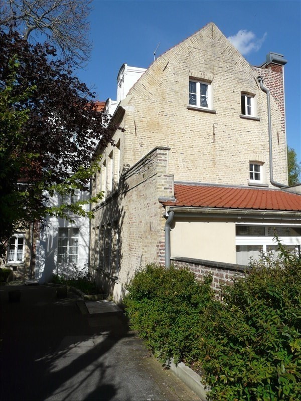 Rental apartment St omer 320€ CC - Picture 1