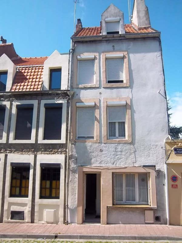 Produit d'investissement immeuble Boulogne-sur-mer 110000€ - Photo 1