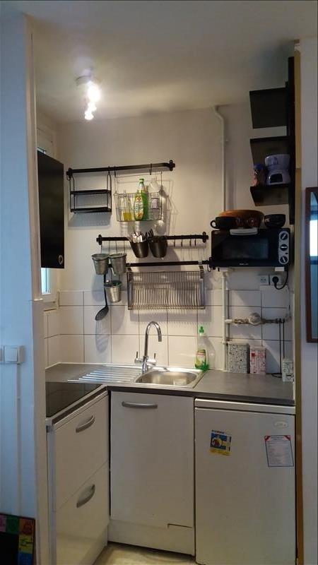 Locação apartamento Paris 17ème 1090€ CC - Fotografia 2