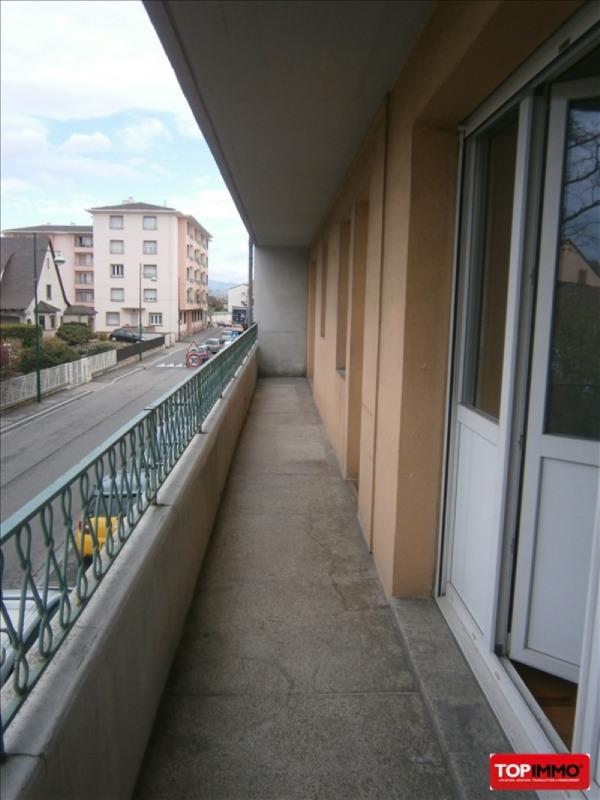 Location appartement Logelbach 500€ CC - Photo 7
