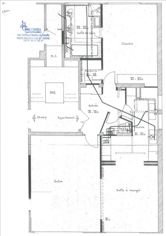 Vente appartement Neuilly sur seine 790000€ - Photo 9