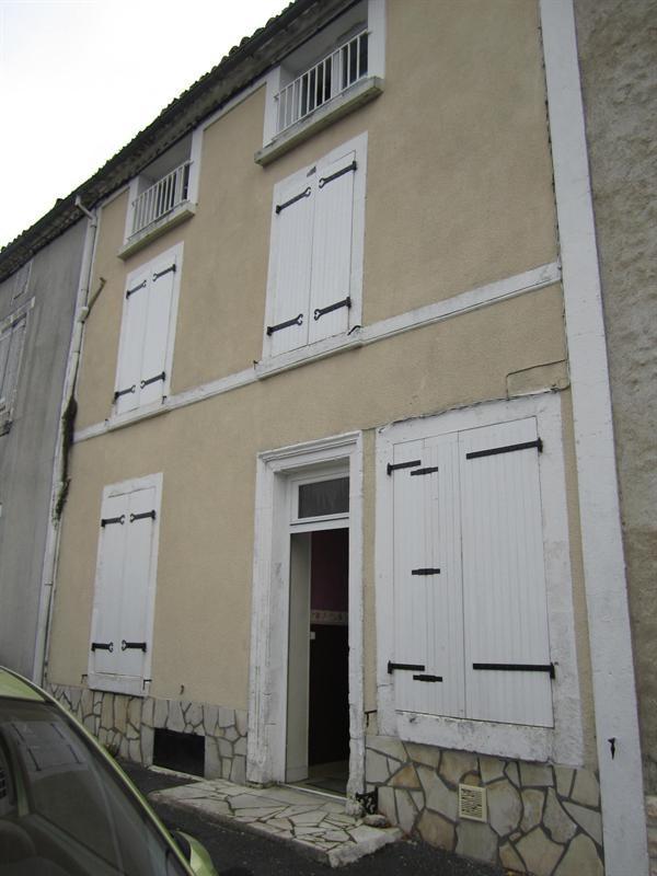 Vente maison / villa Barbezieux saint-hilaire 84000€ - Photo 1