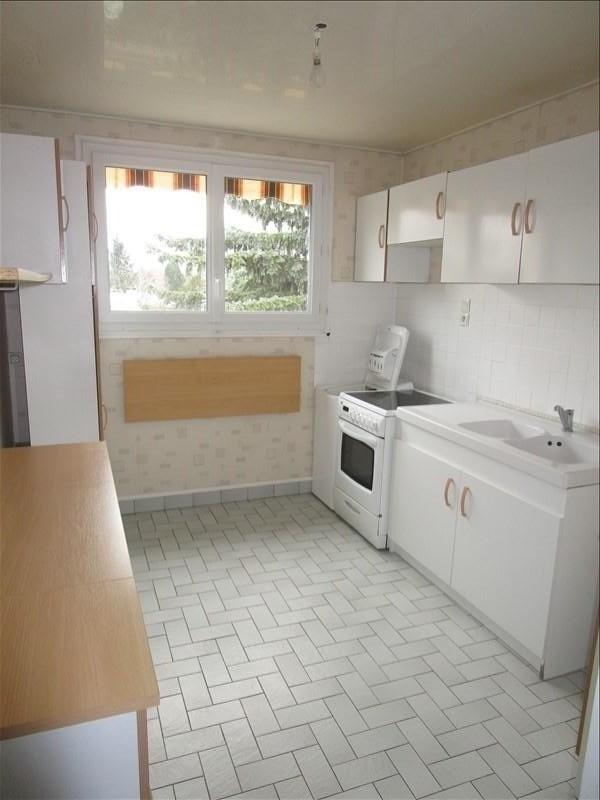 Sale apartment Montlignon 198000€ - Picture 4