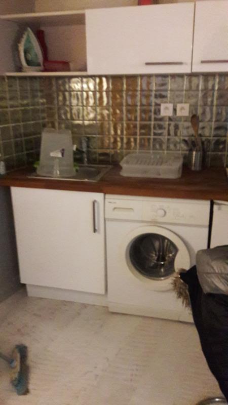 Short-term rental apartment Paris 17ème 750€ CC - Picture 3