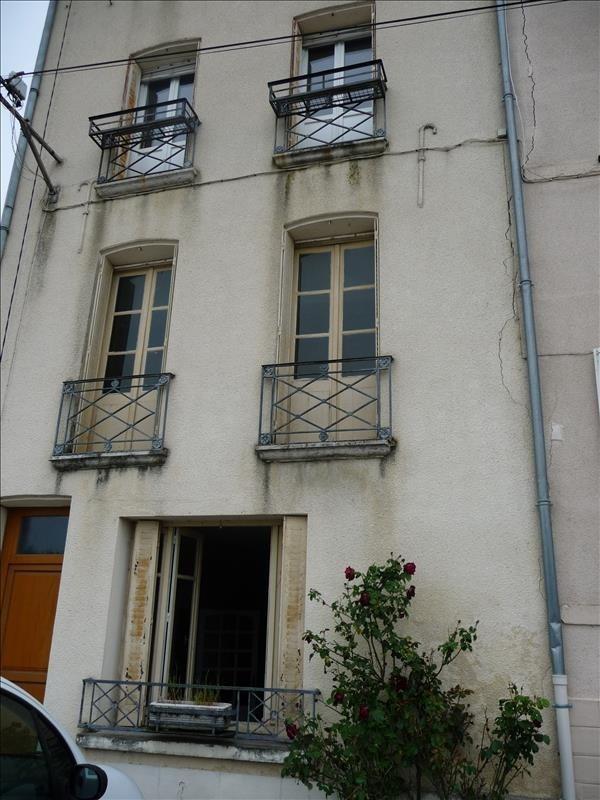 Vente maison / villa Seurre 79000€ - Photo 1