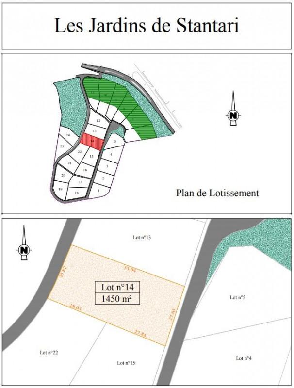 Vendita terreno Sartène 109000€ HT - Fotografia 3