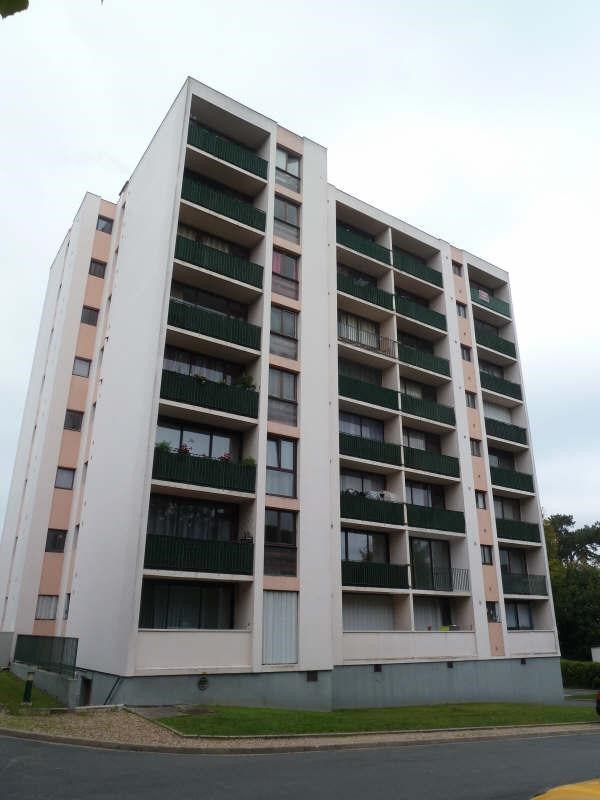 Rental apartment Poissy 650€ CC - Picture 1