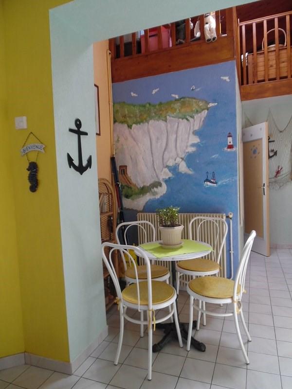 Sale apartment Le treport 104000€ - Picture 5