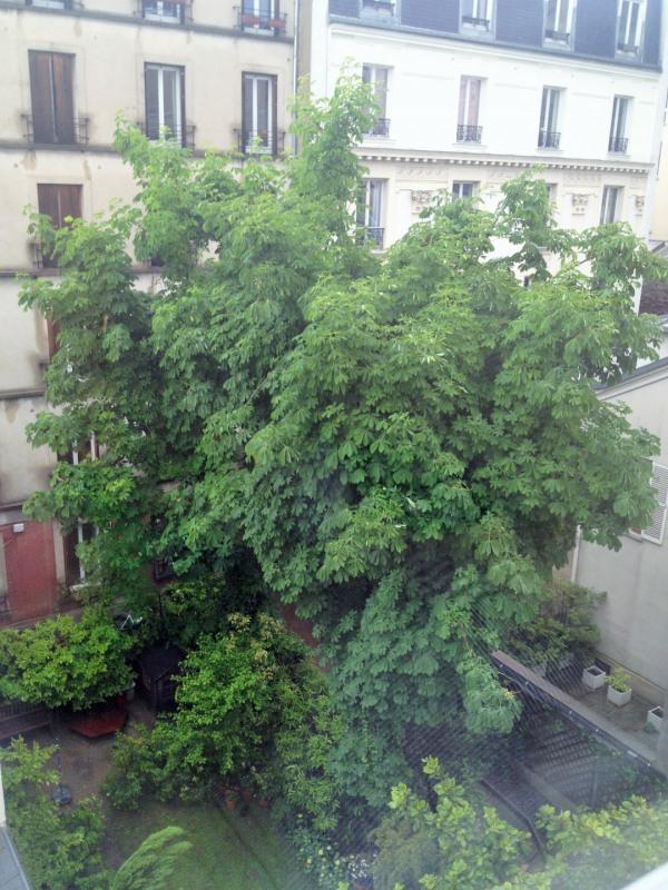 Sale apartment Paris 17ème 328000€ - Picture 6
