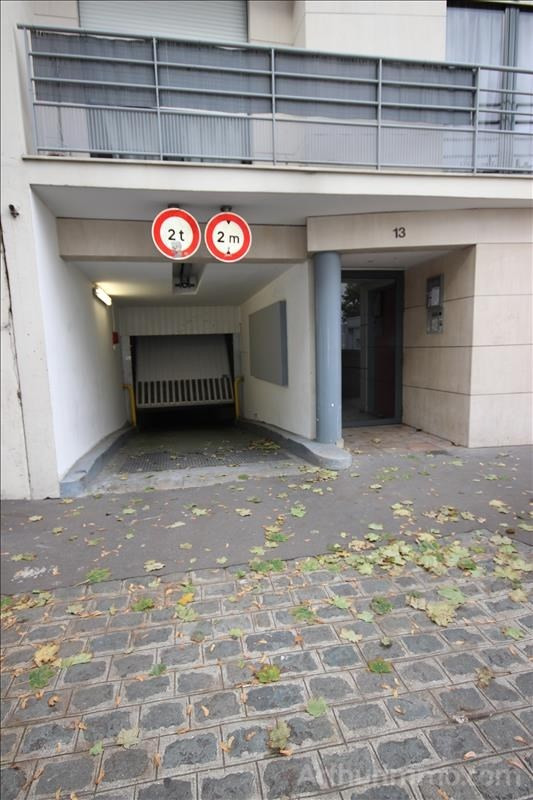 Rental parking spaces Asnieres sur seine 133€ CC - Picture 1