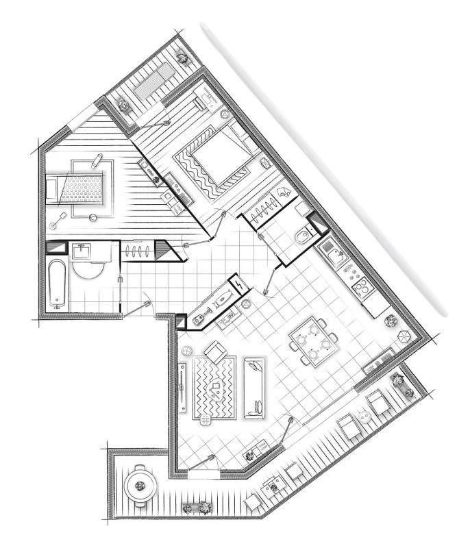 141 colombes programme immobilier neuf colombes partir de 155 900 propos par green city. Black Bedroom Furniture Sets. Home Design Ideas