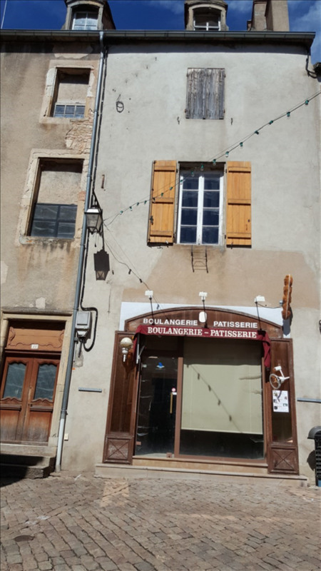 Sale building Cluny 64000€ - Picture 5