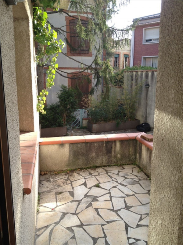 Rental apartment Toulouse 367€ CC - Picture 1