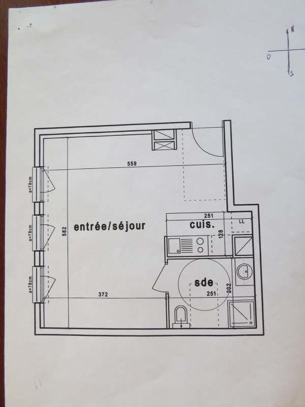 Rental apartment Maisons-laffitte 950€cc - Picture 5