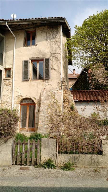 Verkoop  huis Revel tourdan 126000€ - Foto 1