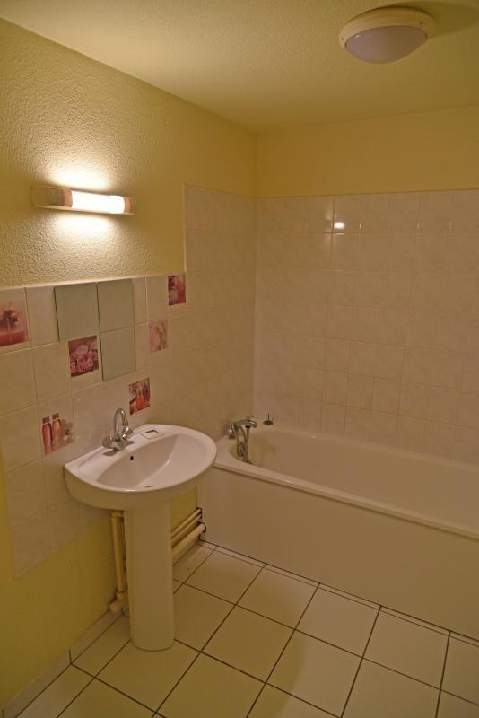 Rental apartment Nantua 468€ CC - Picture 3