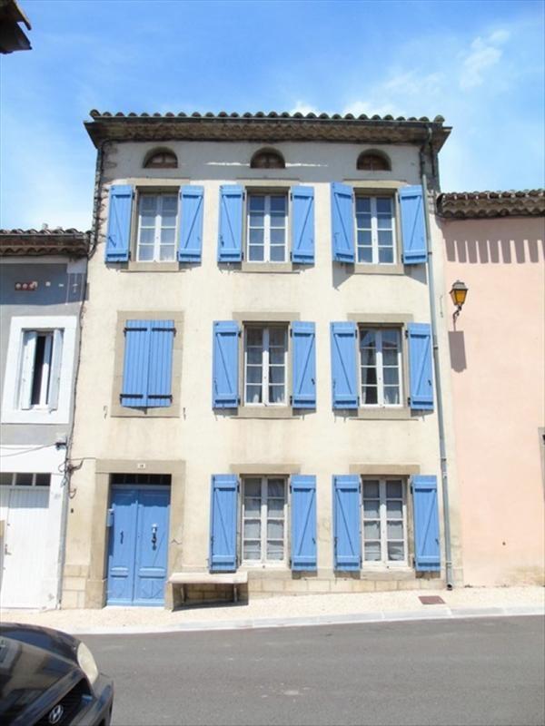 Vente maison / villa Carcassonne 168000€ - Photo 1