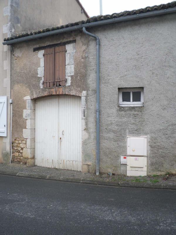 Vente maison / villa Lussac 34000€ - Photo 2