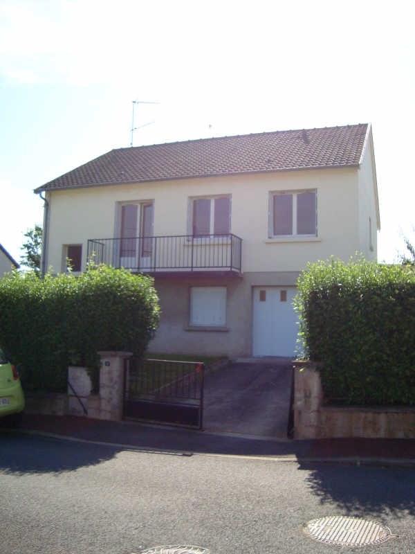 Location maison / villa Saint victor 420€ CC - Photo 1
