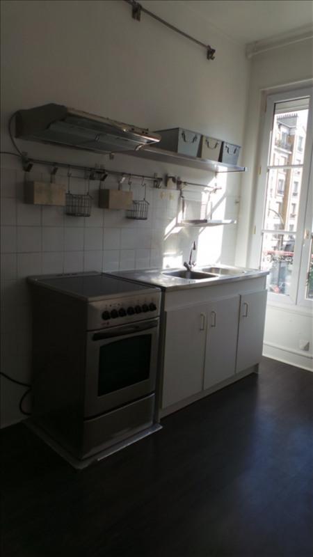 Rental apartment Asnieres sur seine 680€ CC - Picture 2