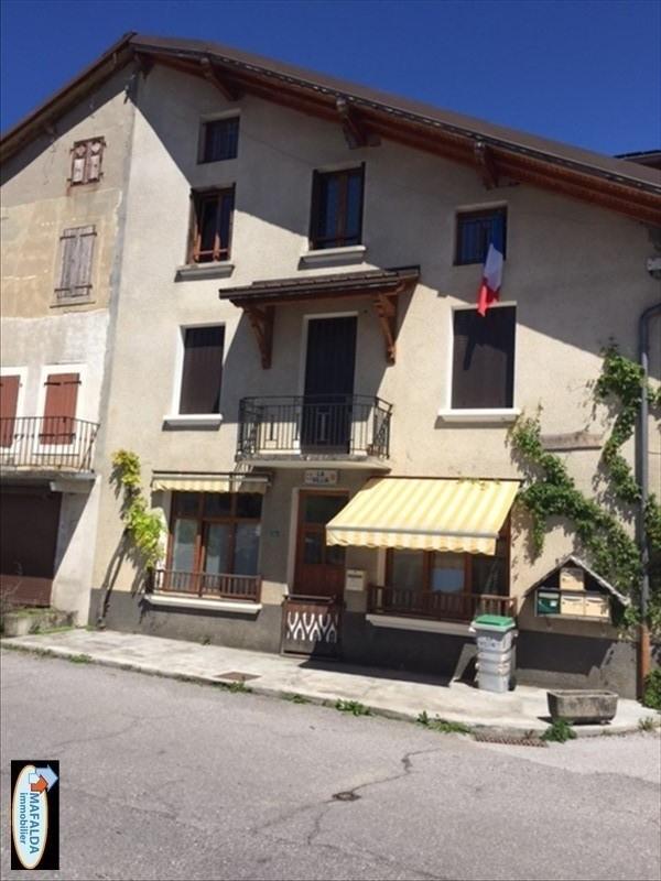 Rental apartment Mont saxonnex 494€ CC - Picture 1