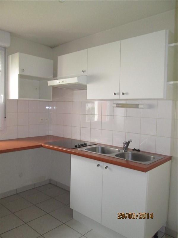 Location maison / villa St andre de cubzac 714€ CC - Photo 4