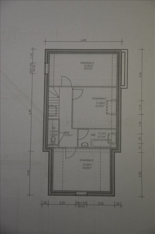 Vente maison / villa Sautron 330120€ - Photo 3