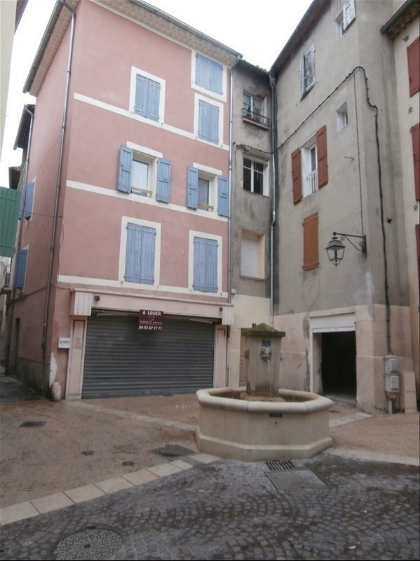 Location local commercial Manosque 500€ HT/HC - Photo 1