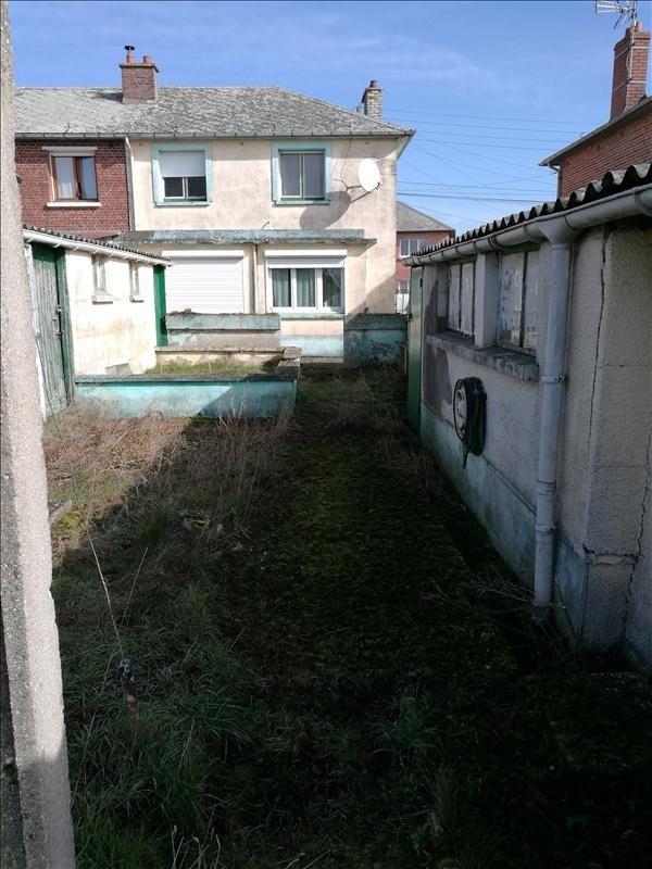 Vente maison / villa Oisy le verger 104500€ - Photo 1