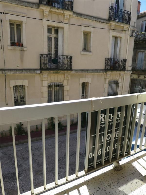 Vermietung wohnung Montpellier 497€ CC - Fotografie 3