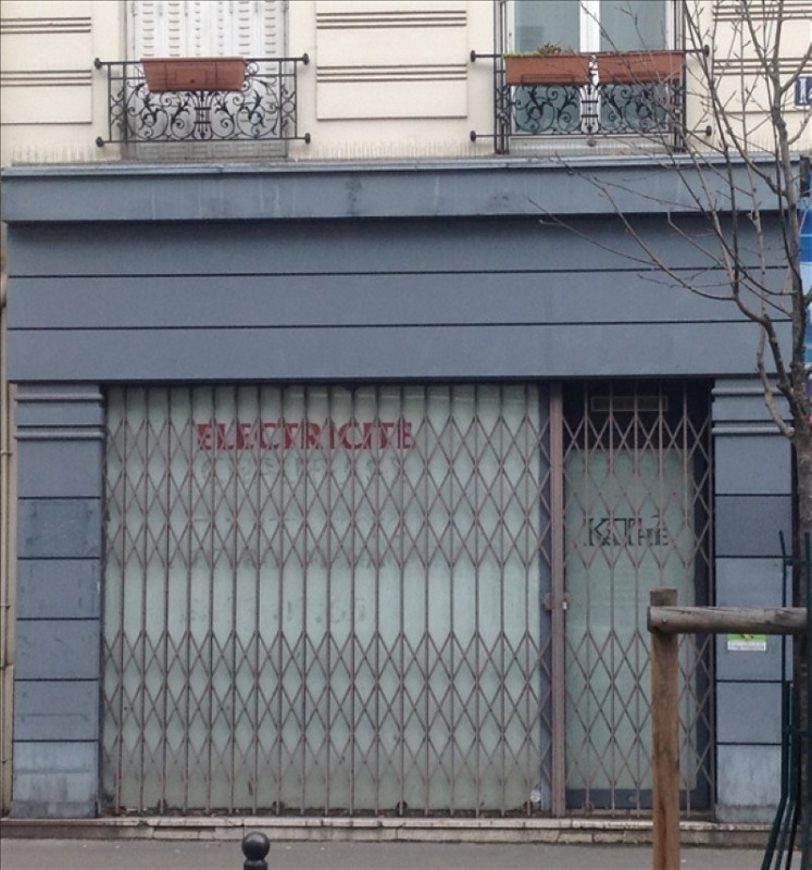 Vendita negozzio Paris 12ème 454000€ - Fotografia 1