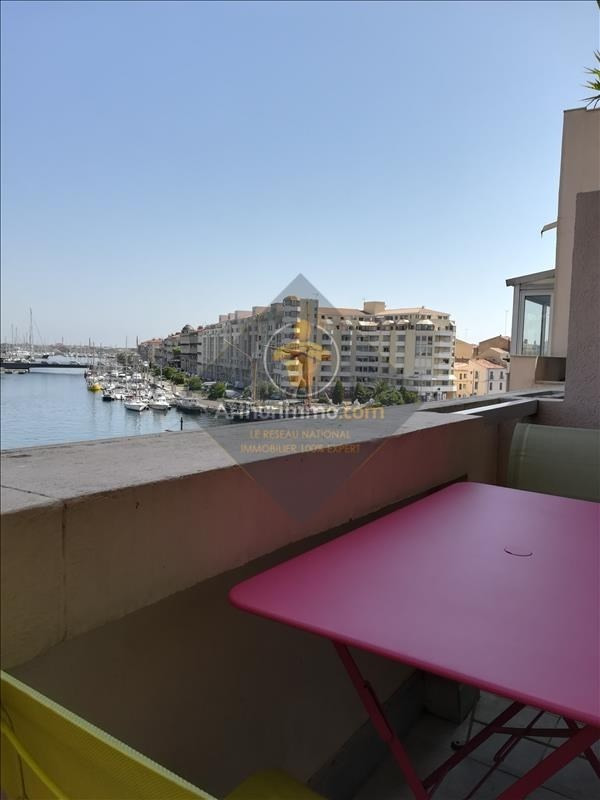 Sale apartment Sete 114000€ - Picture 2