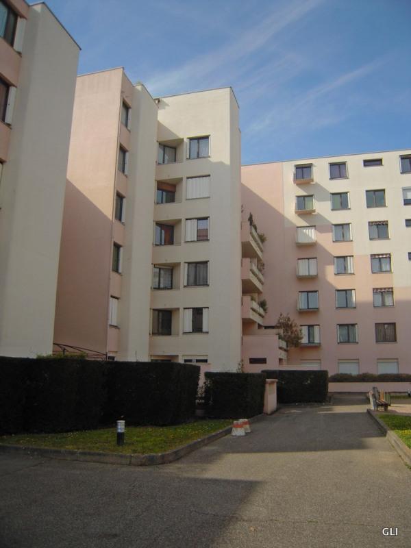 Rental apartment Villeurbanne 696€ CC - Picture 1