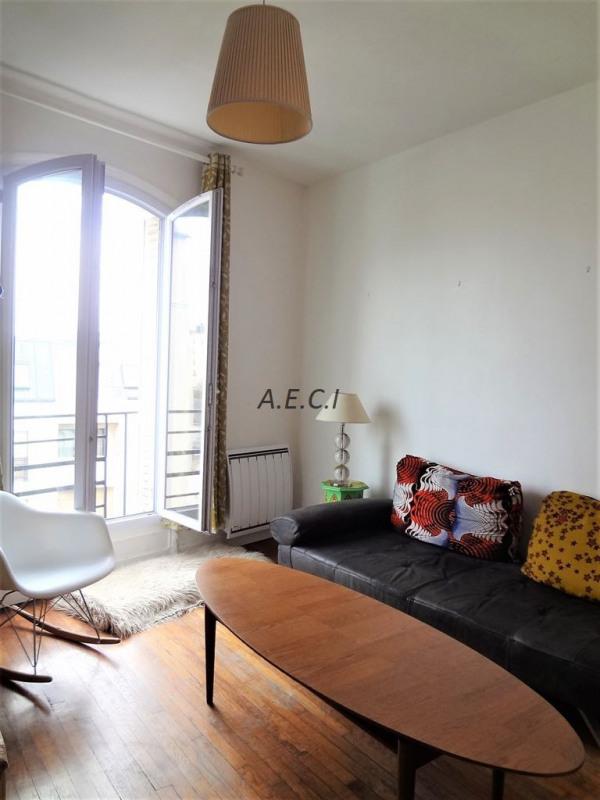 Vente appartement Asnières-sur-seine 230000€ - Photo 1