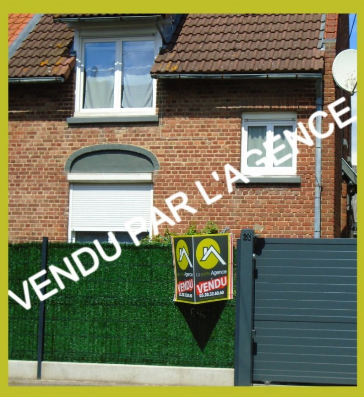 Vente maison / villa Gondecourt 239 900€ - Photo 1