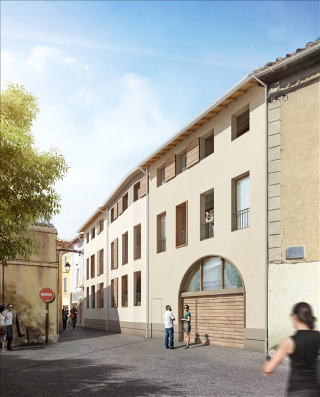 Sale apartment L isle sur la sorgue 102000€ - Picture 2